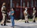 Afrique du sud: le difficile confinement des townships au Cap et à Johannesburg