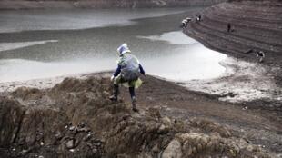 Le corps de Nazmi Rrustemi avait été retrouvé au bord du lac artificel de Badovc, près de Pristina, la capitale du Kosovo. (image d'illustration)