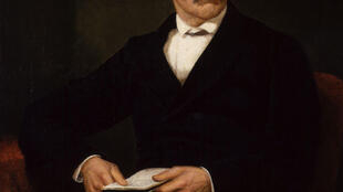 Dr David Livingstone, painted by Frederick Havill