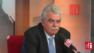 André Chassaigne, président des députés Front de Gauche.