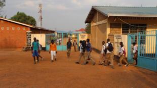 Sortie de cours à Kigali.