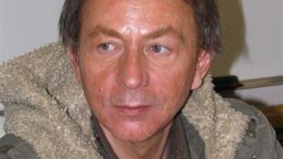 Novelist Michel Houellebecq