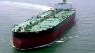 نفتکش غول پیکر شرکت ملی نفتکش ایران