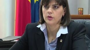 Lãnh đạo Viện công tố Ukraina Laura Codruta Kovesi.