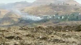 Atentado com carro-bomba na cidade de Cizre, na região sudeste da Turquia.