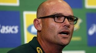 Jacques Nienaber was an assistant coach during South Africa's surge to World Cup glory.