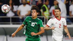بازی ایران و عراق در پایتخت اردن برگزار شد