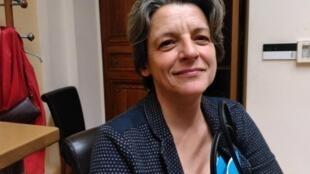 Elisabeth d'Oiron Verame, agricultrice à Saint-Remy-de-Provence, secrétaire générale de l'Observatoire français des sols vivants.