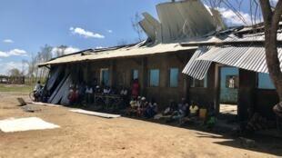 Escola Primária africana.