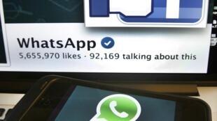 Facebook compra o aplicativo de mensagens instantâneas, WhatsApp por US$ 19 bilhões