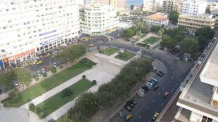 Vue de Dakar au Sénégal (image d'illustration).