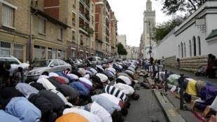 Sallar azumin Ramadana
