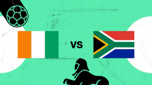 Côte d'Ivoire-Afrique du Sud, affiche de la première journée de la CAN 2019.