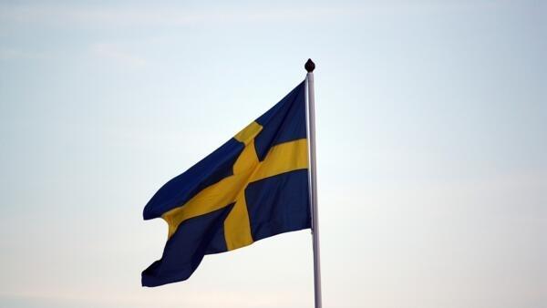 Sweden flag瑞迪旗