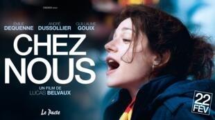 Affiche du fil «Chez nous», de Lucas Belvaux.