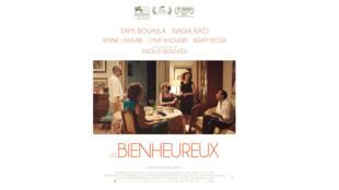 Affiche du film «Les bienheureux», de Sofia Djama.