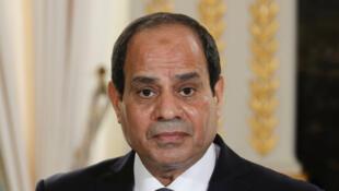 Presidente Abdel Fatah al-Sisi