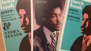 Le livre intitulé «Espoir» est signé par le suédo-érythréen Dawit Isaak.