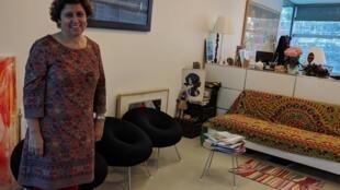 A psiquiatra Marie Rose Moro, diretora da Casa de Sollen, instituição francesa especializada no tratamento da fobia escolar.