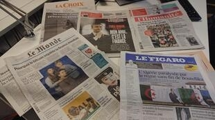 Diários franceses 19.12.2017