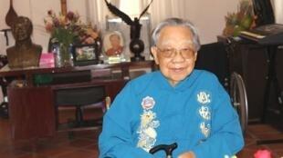Giáo sư Trần Văn Khê từ trần tại Sài Gòn, hưởng thọ 94 tuổi - DR
