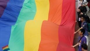 China no considera más la homosexualidad como una enfermedad mental desde 2001.
