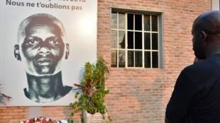 Le journaliste burundais Jean Bigirimana a disparu il y a plus d'un an, le 22 juillet 2016, près de Bujumbura.