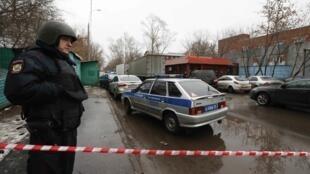 Открывшего огонь на фабрике «Меньшевике» задержали на складе бывшей типографии газеты «Правда»