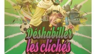 "Afiche de la conferencia de MACLA ""Deshabiller les clichés"""
