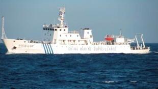 Một tàu tuần duyên Trung Quốc. Ảnh minh họa.