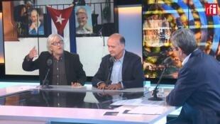 En Primera Plana recibe a Jacobo Machover, a Patrick Bèle y a Jérôme Leleu
