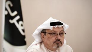 Jamal Khashoggi , jornalista saudita.