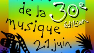 Hoje festeja-se a 30ª edição da Festa da Música em Paris.