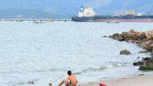 São Sebastião tem lindas praias no litoral norte paulista.