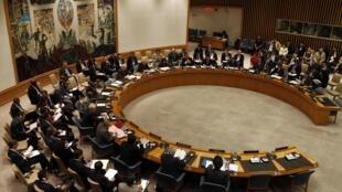 Conselho de Segurança da ONU vai se reunir com os chefes da oposição síria.