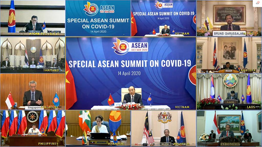 Biển Đông: Có ngoại lực, thiếuđoàn kết, Việt Nam - ASEAN vẫn bị Trung Quốc ép