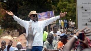 Madugun 'yan adawan kasar Guinea, Cellou Dalein Diallo