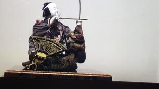 Japonismes, automate au musée Edo.