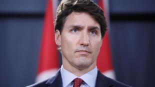 Primeiro-ministro canadense, Justin Trudeau, mudou o tom em relação aos Estados Unidos.