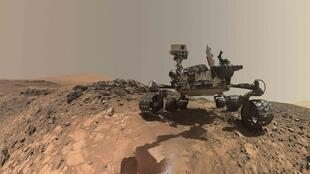 Curiosity, le rover de la Nasa qui explore et étudie la planète Mars, le 5 août 2015. (Photo d'illustration)