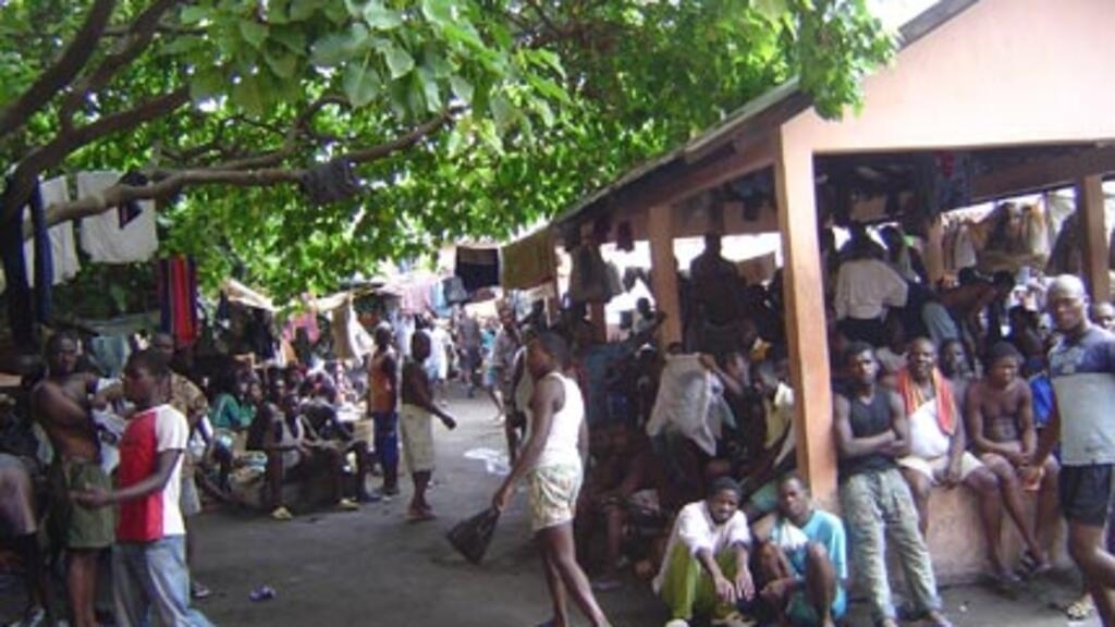 Togo: mutinerie à la prison de Lomé