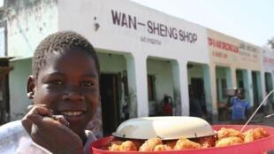 Comércio chinês no Malaui