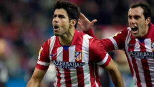 L'Atletico Madrid plus fort que le Barça ?