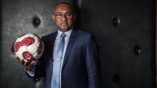Ahmad Ahmad eleito presidente da CAF esta quinta-feira 16/03/2017