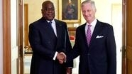 Rais wa DRC Felix  Tshisekedi azuru Ubelgiji kuimarisha uhusiano