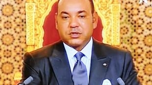 摩洛哥國王默罕默德六世  2010年7月30日