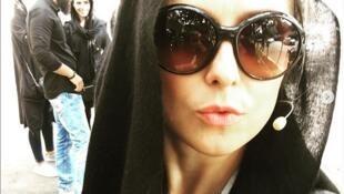 yulia yuzik خبرنگار روس که به اتهام جاسوسی برای اسرائیل در ایران بازداشت شد.
