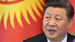 中國國家主席習近平2019年6月17日資料照片