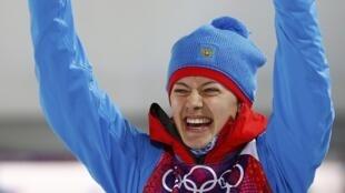 Ольга Вилухина завоевала первое серебро для российской сборной