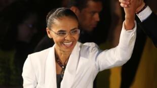 Ex-ministra Marina Silva se pronuncia sobre possível candidatura para próximas eleições presidenciais no Brasil.